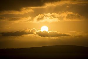 Sunset, Ireland, Kinsale, Old Head of Kinsale by Benjamin Engler