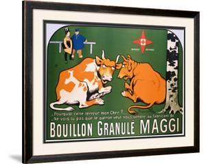 Bouillon Maggi by Benjamin Rabier
