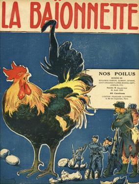 WWI by Benjamin Rabier