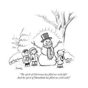 Cartoon by Benjamin Schwartz