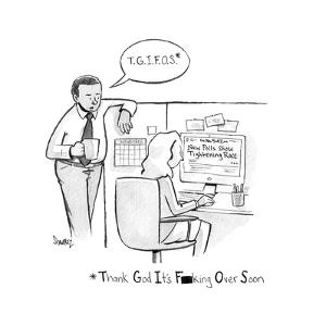 TGIFOS - Cartoon by Benjamin Schwartz