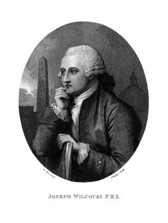 Joseph Wilcocks by Benjamin West