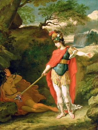 Perseus and Medusa by Benjamin West