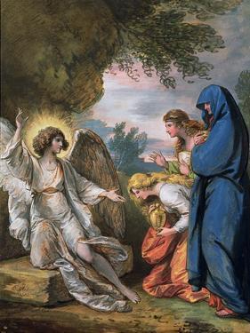The Sepulchre, 1782 by Benjamin West