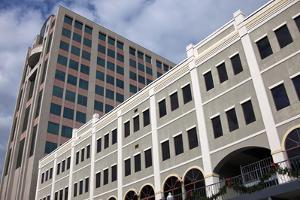 Architecture of Tallahassee by benkrut