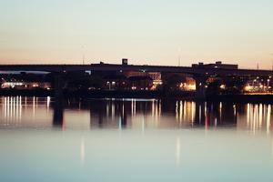 Bridge in Peoria by benkrut