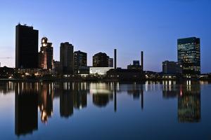 Downtown Toledo by benkrut