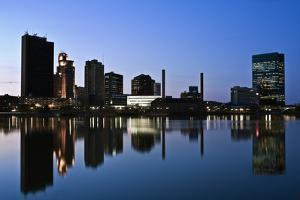 Downtown Toledo by benkrut