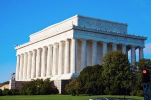 Lincoln Memorial by benkrut