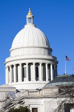 Little Rock, Arkansas - State Capitol by benkrut