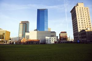 Morning in Lexington, Kentucky by benkrut