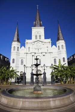 St. Louis Cathedral by benkrut