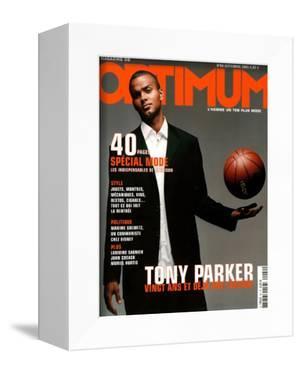 L'Optimum, September 2003 - Tony Parker by Benoit Peverelli