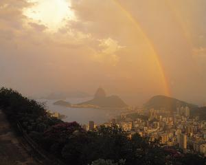 Rio Rainbow by Bent Rej