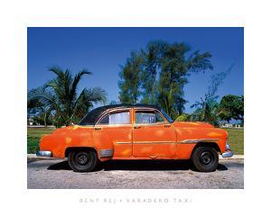 Varadero Taxi by Bent Rej