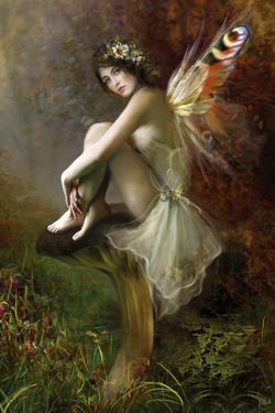 Autumn Dancer by Bente Schlick