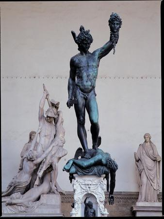 Perseus with the Head of Medusa, 1545-54
