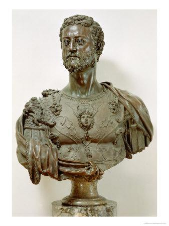 Portrait Bust of Cosimo I De' Medici
