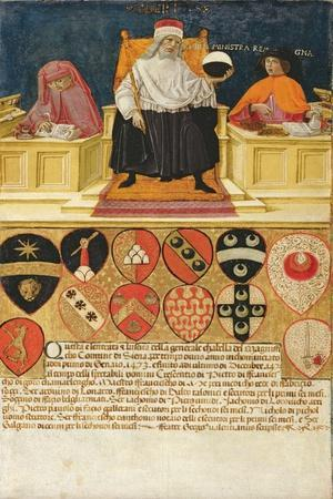 Good Government in the Public Finance Office, 1474