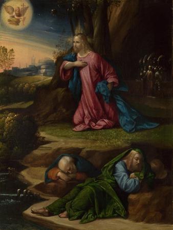 The Agony in the Garden, Between 1520 and 1539 by Benvenuto Tisi Da Garofalo