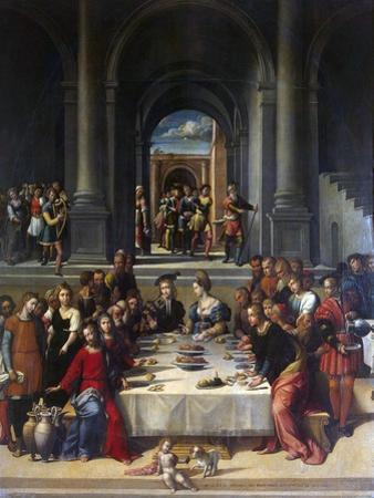 The Marriage at Cana, 1531 by Benvenuto Tisi Da Garofalo