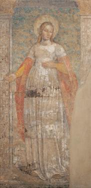 St. Agnes by Bergognone