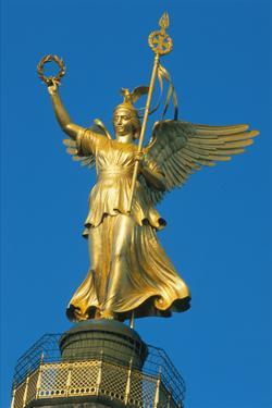 Berlin Victory Column Germany