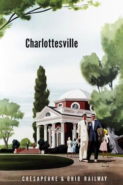 Charlottesville by Bern Hill