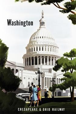 Washington by Bern Hill