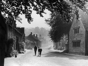 Cotswolds 1935 by Bernard Alfieri