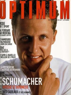 L'Optimum, June-July 1999 - Michael Schumacher by Bernard Asset