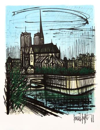 Notre Dame by Bernard Buffet