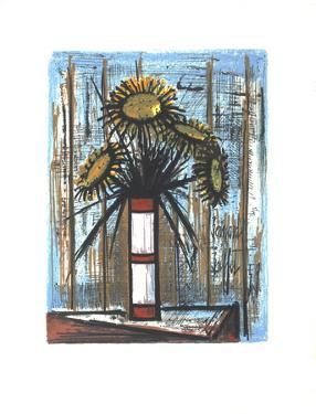Sunflowers by Bernard Buffet