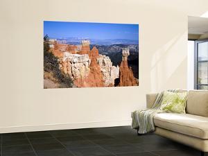 Thor's Hammer Near Sunrise Point, Bryce Canyon National Park, Utah, USA by Bernard Friel