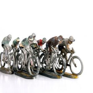Tour De France by Bernard Jaubert