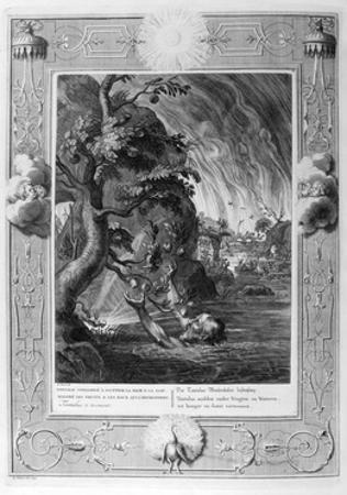Tantalus Torment, 1733 by Bernard Picart