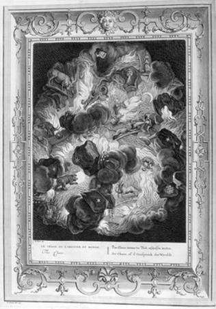 The Chaos, 1733 by Bernard Picart