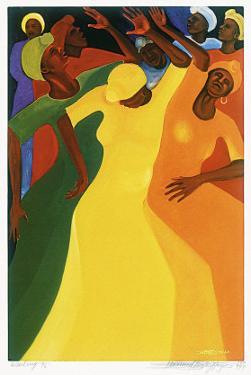 Wailing by Bernard Stanley Hoyes
