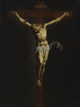 Christ Crucified, 1584-1591, Italy by Bernardino Campi