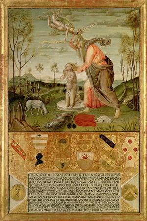 The Sacrifice of Isaac, 1485