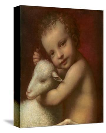 San Giovannino by Bernardino Luini