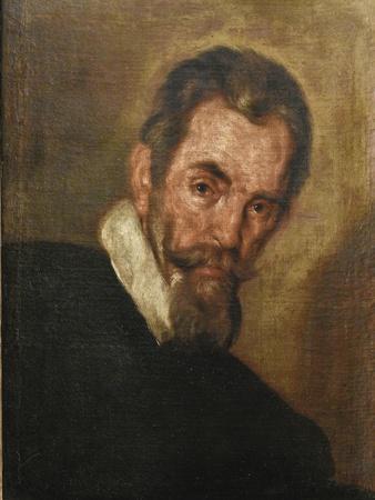 Portrait of the Composer Claudio Monteverdi (1567-164)