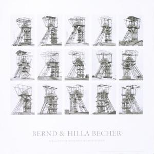 Fordertumkopfe by Bernd & Hilda Becher