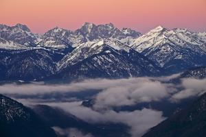 Bavarian Foothills of the Alps by Bernd Rommelt