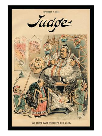 Judge Magazine: Ah Cleveland Worships His Joss