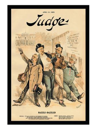 Judge Magazine: Razzle-Dazzled