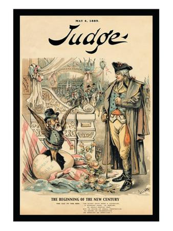 Judge Magazine: The Beginning of a New Century