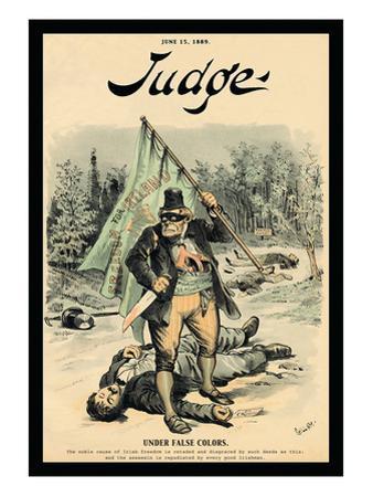Judge Magazine: under False Colors