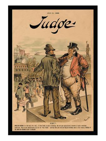 Judge Magazine: Why?