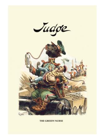 Judge: The Greedy Nurse